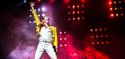 Gary Mullen & The Works giver den gas som Queen