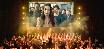 Begivenhed: The Music of Les Miserables