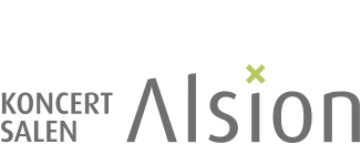 Logo for Alsion Koncertsal